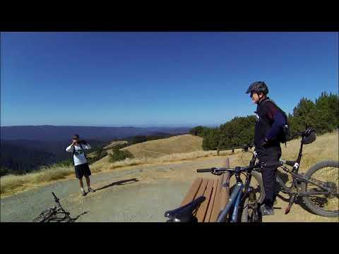 """Don't Ride for the Camera"" MTB Saratoga Gap"