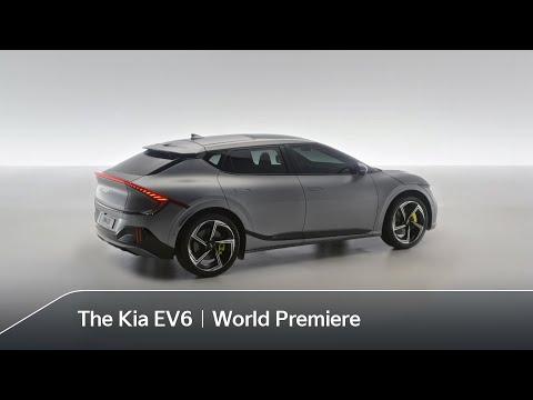 [LIVESTREAM] The Kia EV6 World Premiere