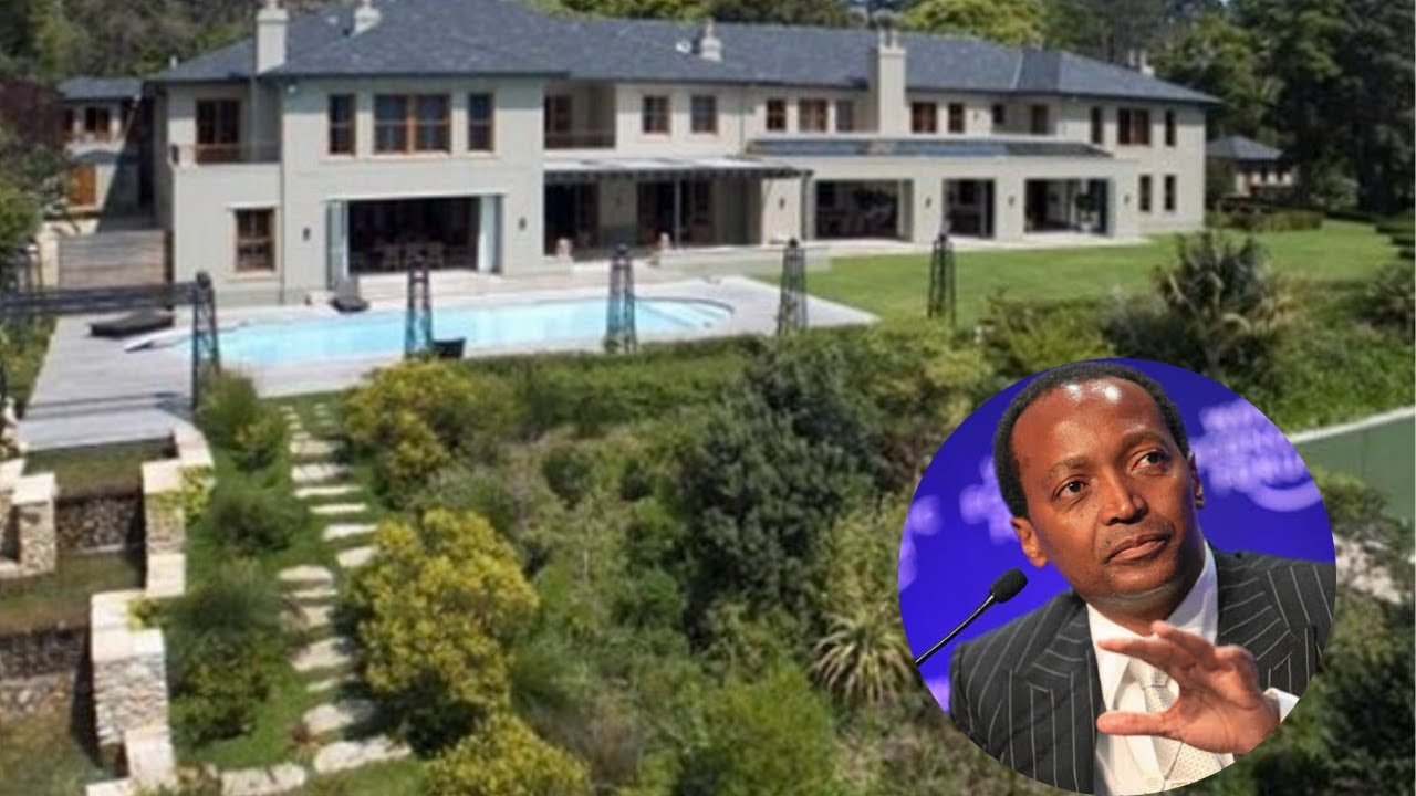 Watch Patrice Motsepe S Massive Mansion And Luxurious Cars South Africa Rich And Famous