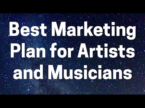 Marketing Plan for Artists and Musicians (Turn Ideas Into Action)