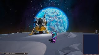 Je deviens fou en cherchant Appolo 11 !!! l Astroneer détente
