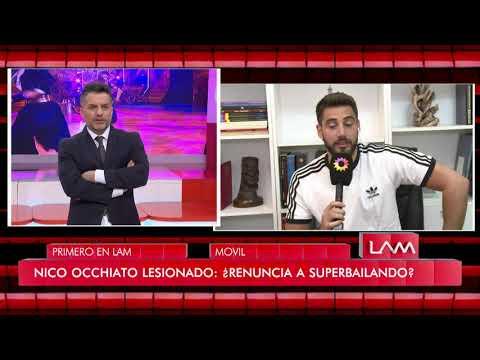 Nico Occhiato Hospitalizado ¿Podrá Volver A Tiempo Para Bailar?