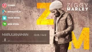 "Enjoy this brand new track debut, ""Marijuanaman"" from Ziggy's Marle..."