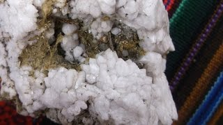 LAST 16 of the Irish Quartz inc SNOW WHITE QUARTZ