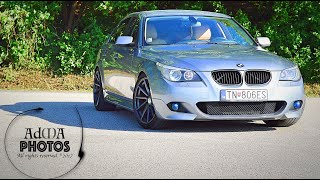 BMW E60 project Mpaket VOSSEN by patress FCPX