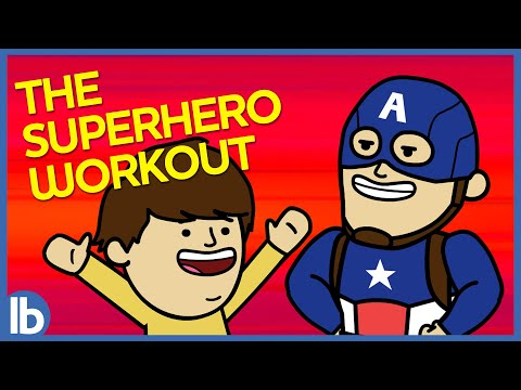 How To Get as Jacked as Captain America