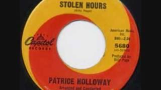 Patrice Holloway   Stolen Hours