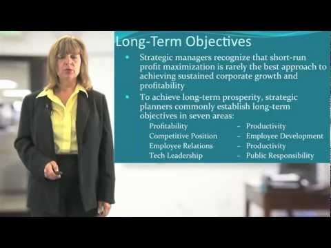 long range career objectives i Goals vs objectives - what's the difference  often along the way to achieving a long-term goal  buying a home or making a major career change usually a.