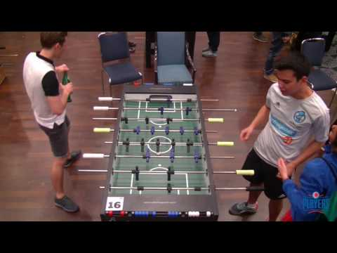 P4P Hessische Meisterschaft 2017 - OE: Alex Di Bello - Steffen Zipfel