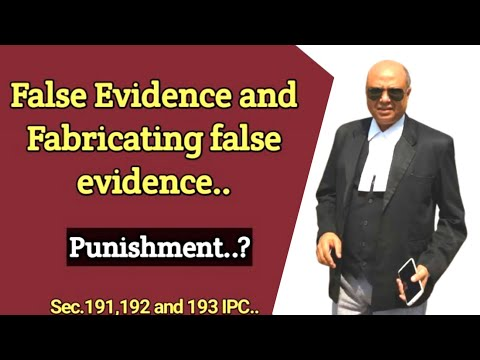 Fabricating false evidence sexual