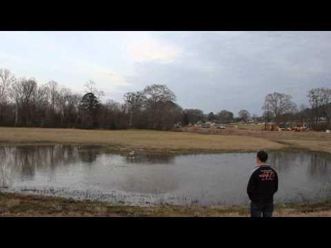 Jamie Robertson Birmingham 2014. Having fun over the pond.
