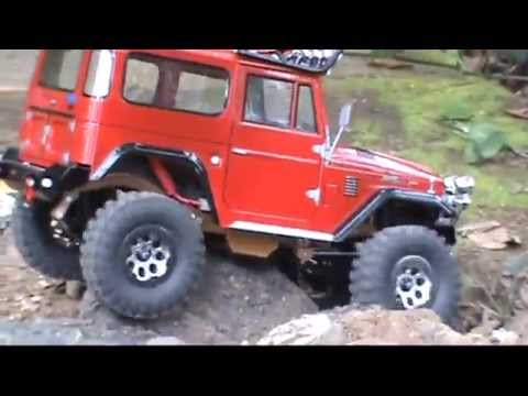 1 10 scale toyota land cruiser fj40 off road r c youtube. Black Bedroom Furniture Sets. Home Design Ideas