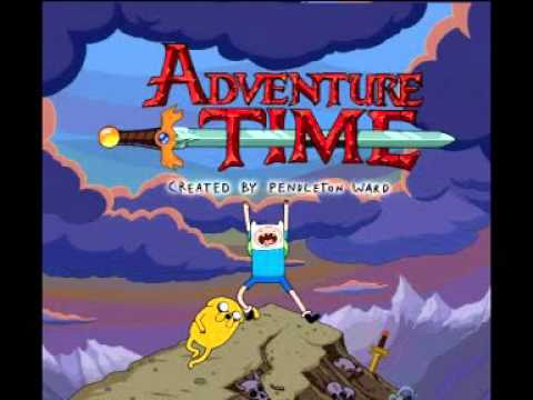 Adventure Time Theme Music Box Version