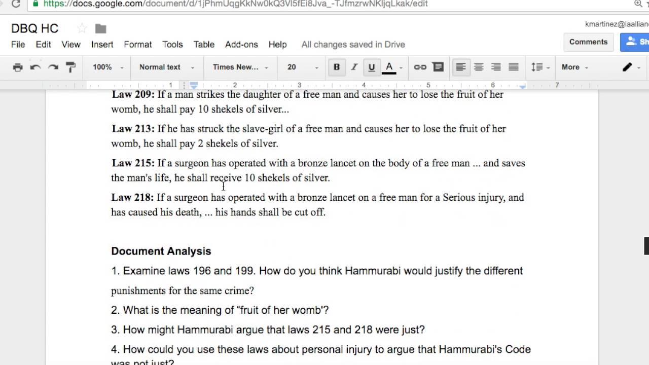 how to write body paragraphs hammurabi  how to write body paragraphs hammurabi
