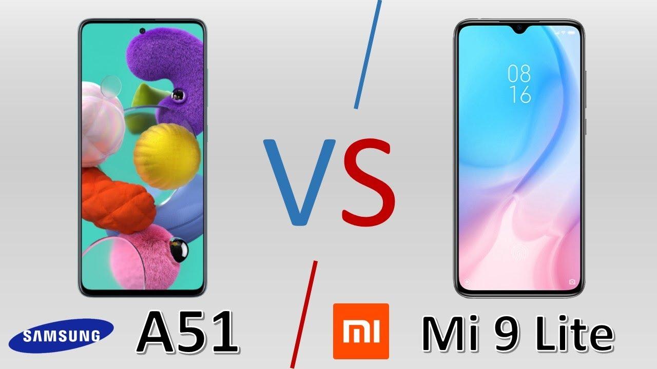 Photo of مقارنة Samsung A51 vs Xiaomi Mi 9 Lite – سامسونج