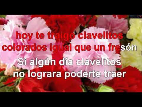CLAVELITOS KARAOKE