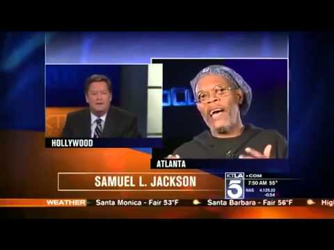 KTLA News Anchor Confuses Samuel L Jackson with Laurence Fishburne