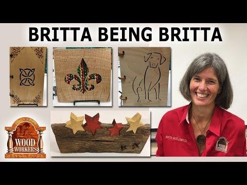 Britta Being Britta