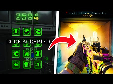 HOW TO UNLOCK SECRET STATION EASTER EGG in Call of Duty WARZONE!