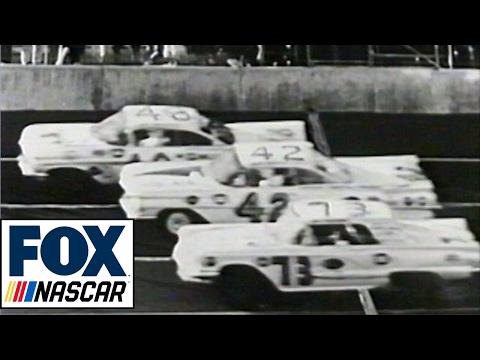Lee Petty wins first Daytona 500 - Hour #325 of Our Daytona 500 Countdown