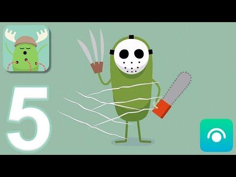 Dumb Ways to Die - Gameplay Walkthrough Part 5 - New Update (iOS, Android)