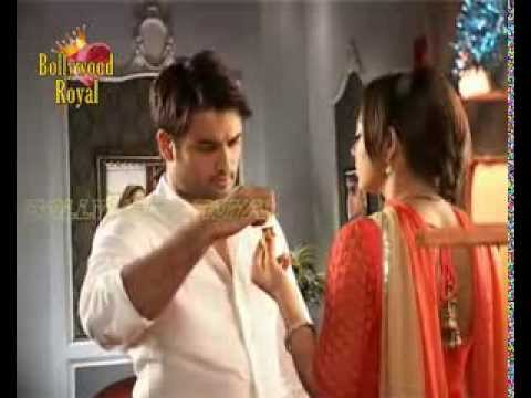 On Location Of TV Serial 'Madhubala'   RK Puts Sindoor On Madhu 2