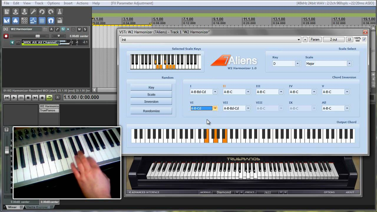 More about MIDI and Style Player