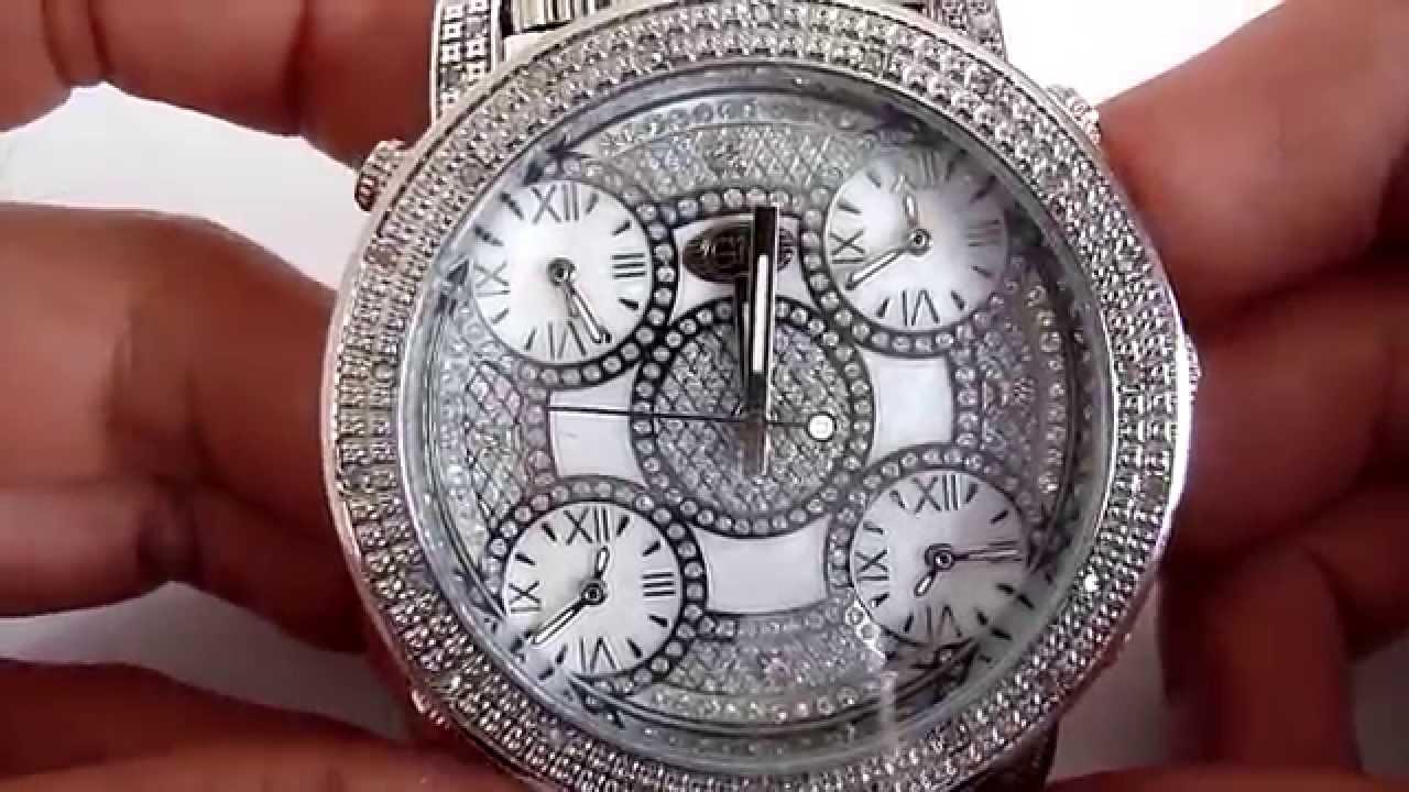 Reloj grand master para caballero con diamantes originales - Relojes de pared originales decoracion ...