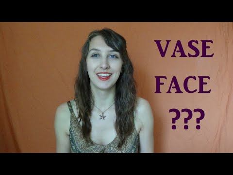 What Is Vase Face Youtube
