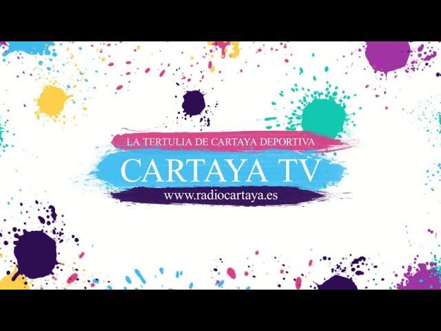 Cartaya Tv | La Tertulia de Cartaya Deportiva (26-01-2021)