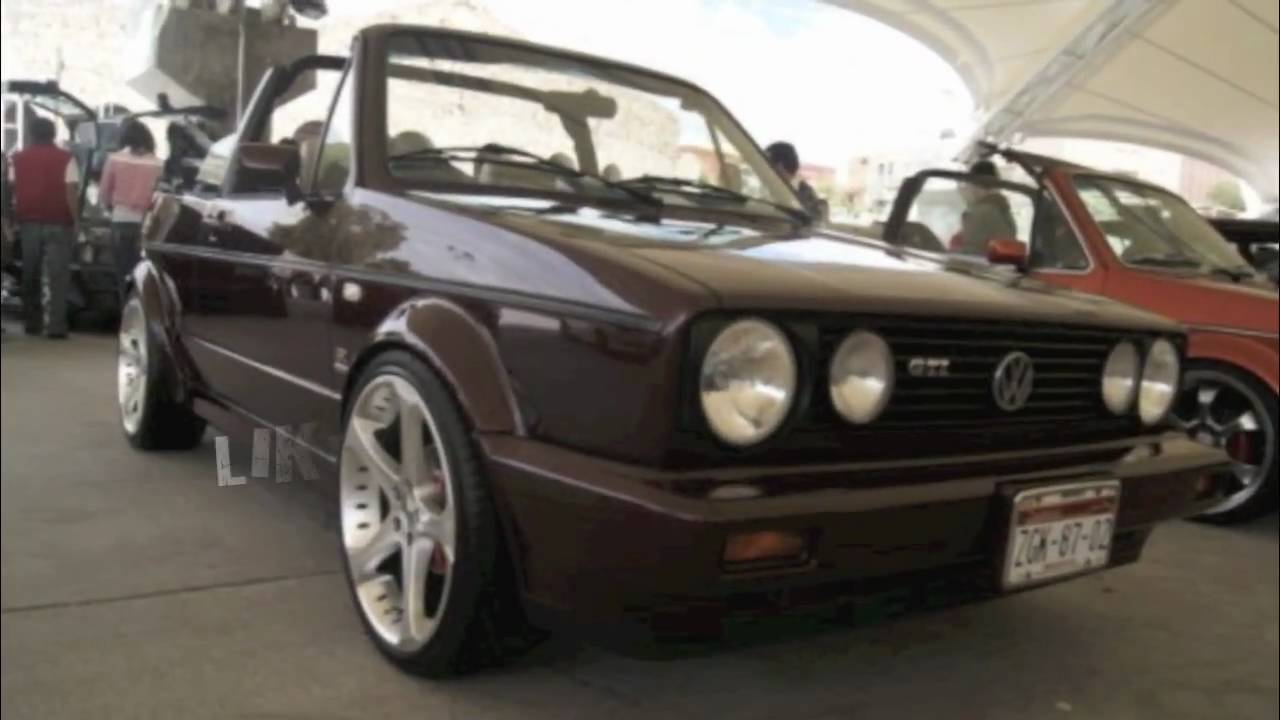 vw cabriolet - YouTube