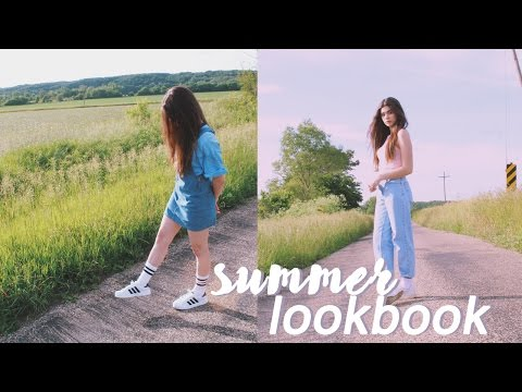 Summer 2016 Tumblr Inspired Lookbook