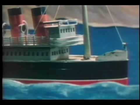Titanic In A Tub The Golden Age Of Toy Boats Youtube