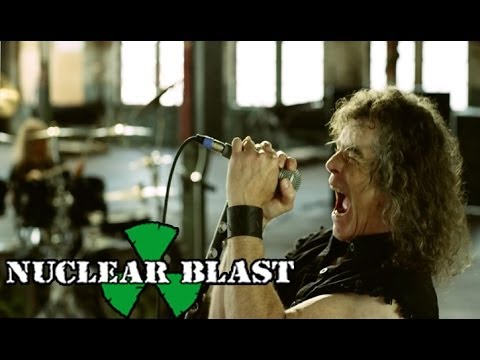 OVERKILL - Armorist (OFFICIAL MUSIC VIDEO)