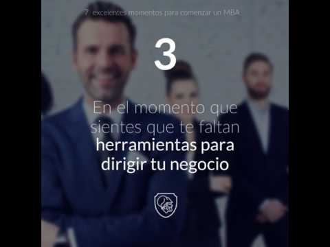 7 excelentes momentos para comenzar un MBA | ADEN International Business School