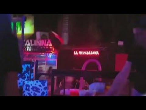 Deadly nightclub shooting in Playa del Carmen, Mexico
