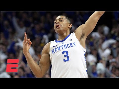 No. 5 Kentucky makes easy work of No. 1 Tennessee in 17-point win | College Basketball Highlights Mp3