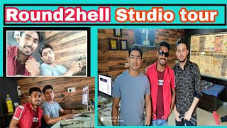 Round2hell Studio tour |R2h| full Address and Biography