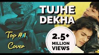 Tujhe Dekha to Ye Jana Sanam Guitar Kapil Srivastava