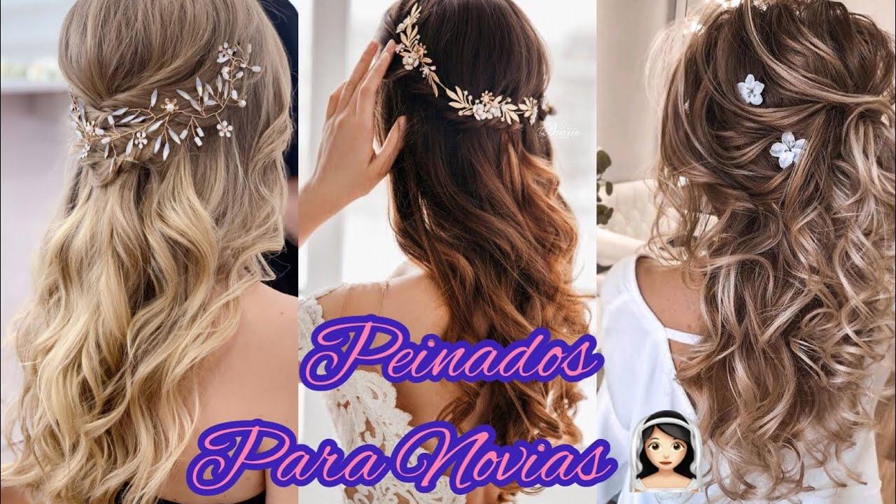 Peinados y vestidos para boda y graduaci n 2018 nuna - Peinados d moda ...