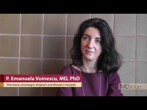 Dr. Emanuela Voinescu Discusses Seizure Frequency During Pregnancy