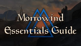 Скачать Morrowind Essentials Guide Tutorial For MCP MGE XE Patch Project Essential Mods