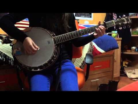 Mean - Banjo/Guitar Cover - Taylor Swift