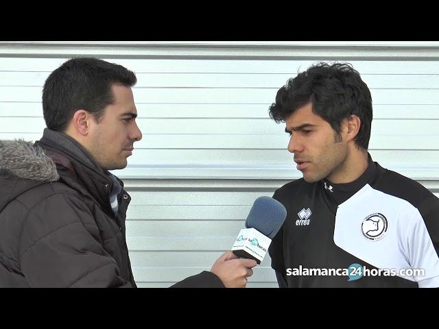 La previa del derbi de Salamanca: entrevista a Jorge Alonso