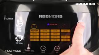 redmond rmc m90e ok amalı pişirici multicooker