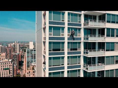 Commercial Roof Anchors and High Rise Window Cleaning
