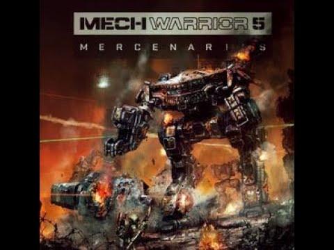 MechWarrior 5: Mercenaries |