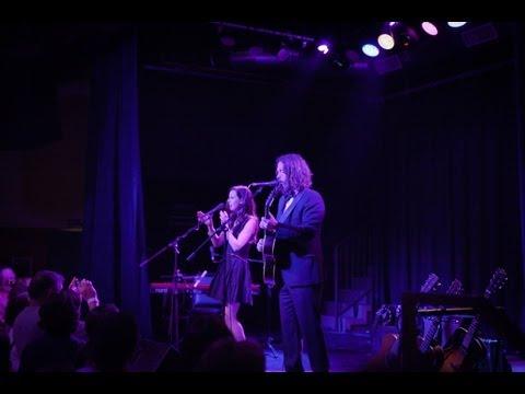 The Civil Wars // Live in New Orleans // Billie Jean