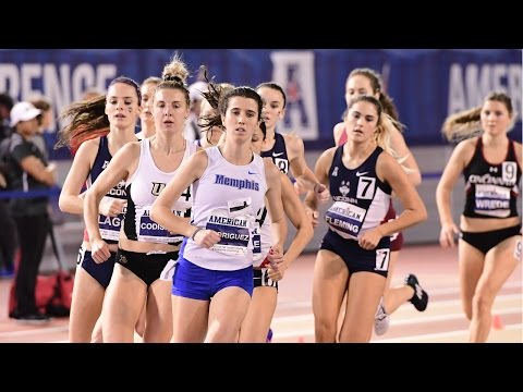 2017 Indoor Track and Field Championship Highlights - Day 1