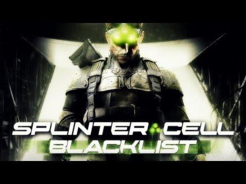 Splinter Cell: Blacklist - PC Gameplay |